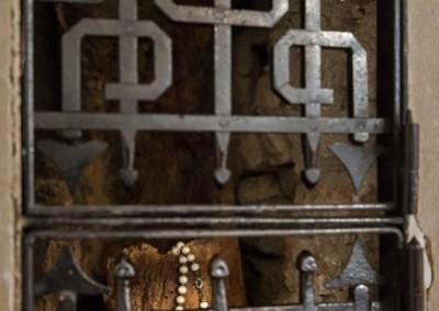 Valfabbrica - casacastalda santuario madonna dell olmo dettaglio