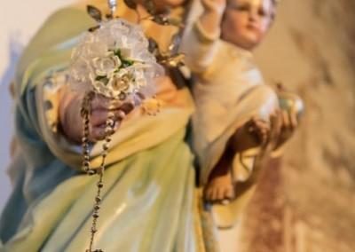 Valfabbrica - casacastalda santuario madonna dell olmo rosario