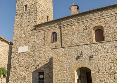 Valfabbrica - giomici torre castello