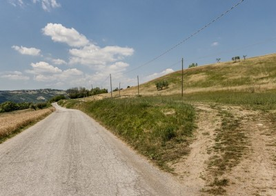 Valfabbrica - percorso francescano campagna