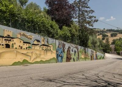 Valfabbrica - percorso francescano citta