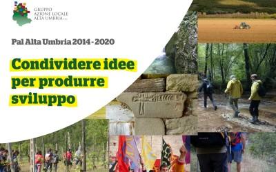 Verso il nuovo PAL ALTA UMBRIA 2014-2020!