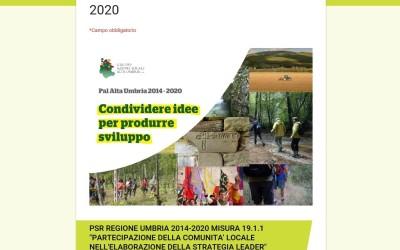 OBIETTIVO PAL ALTA UMBRIA 2014-2020!